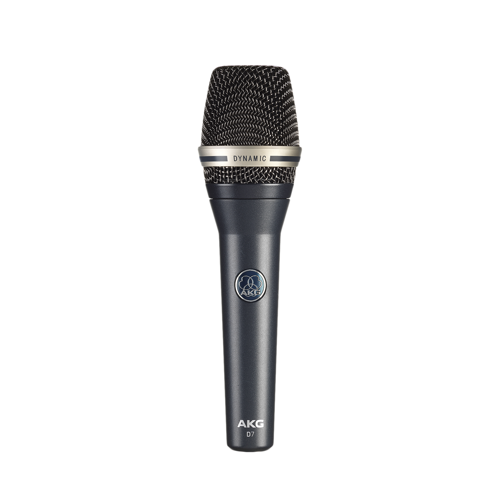 D7 - Dark Blue - Reference dynamic  vocal microphone - Hero